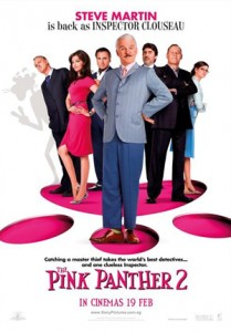 poster 209x300 Pink Panther 2   A good movie to watch and laugh